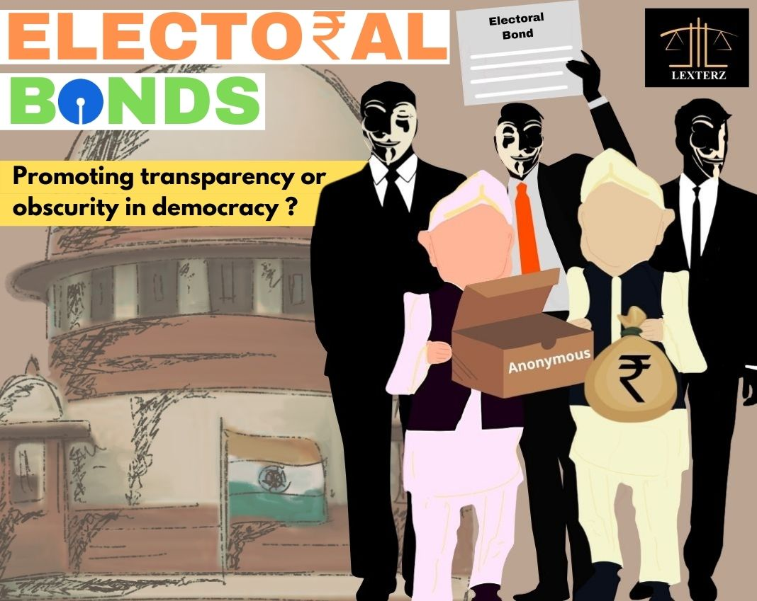 ELECTORAL BONDS: SHATTERING THE SAFEGUARDS OF INDIAN DEMOCRACY