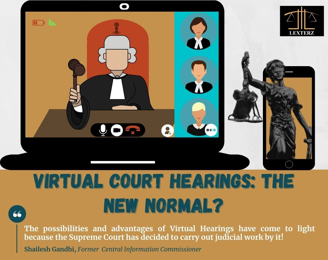 VIRTUAL COURT HEARINGS: THE NEW NORMAL?